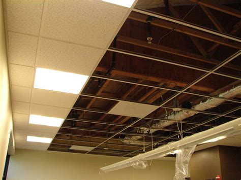 Lights In Suspended Ceiling Ceilings Partitions