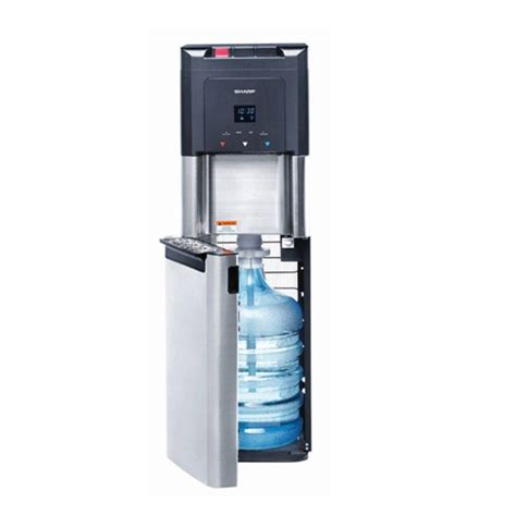 Dispenser Sharp Swd 70ehl Sl jual sharp water dispenser swd 70ehl sl wahana superstore