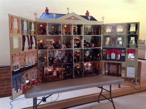 anglia dolls houses it s a small world dolls house collection goes on public display calendar itv news