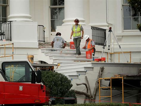 white house renovation 2017 repairs renovations and upgrades inside the white house facelift abc news