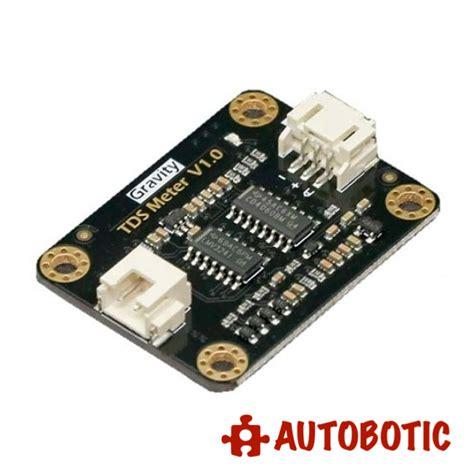 Tds Meter Arduino gravity analog tds sensor meter for arduino