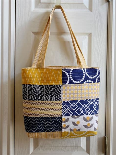 Handmade Bags And Purses Patterns - navy and gold handmade bag bag patterns giveaway diary