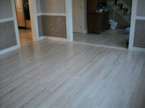 Bleaching Hardwood Floors by Bleaching Floors Prepossessing Oak Bleached White