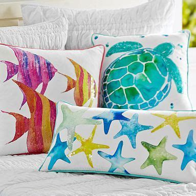 beach inspired throw pillows sunroom design images 17 best images about ocean kids rooms on pinterest coral