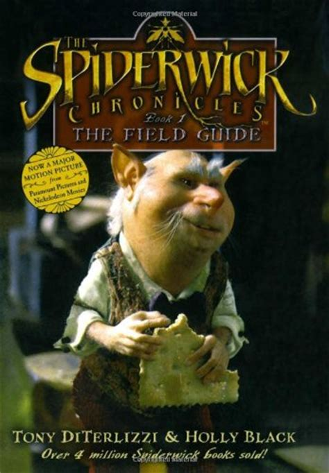 libro the field guide spiderwick spiderwick chronicles usa