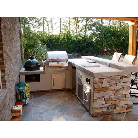 Backyard Grill Islands Hamilton Grill Island Project