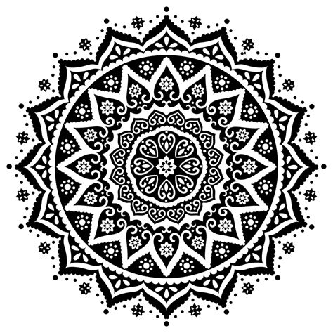 indian pattern svg black and white east indian prints black and white