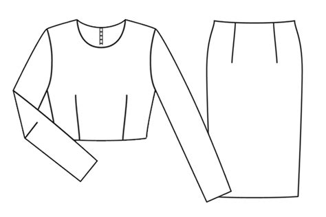 basic sloper sewing patterns sewing blog burdastyle com design and make your own patterns introducing the basic