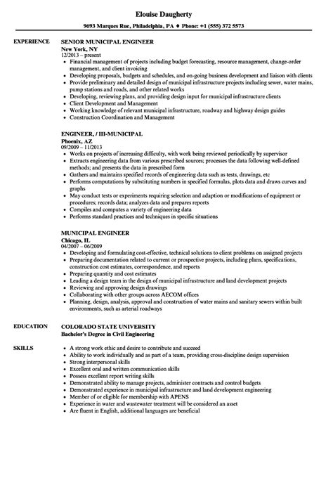 Municipal Engineer Cover Letter by Objective On Resume For Field Should You Post Resume On Indeed Ontario Teachers Resume