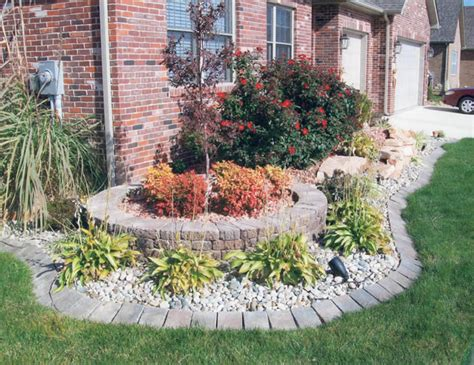 yard warrior lawn care and landscape trees shrubs plants flowers belleville il