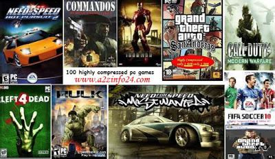 best pc now highly compressed top pc free now