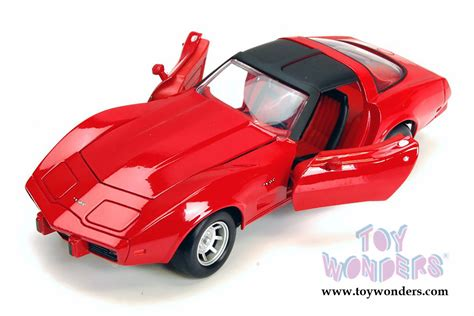 corvette collectibles 1979 chevy corvette by showcasts collectibles 1 24 scale