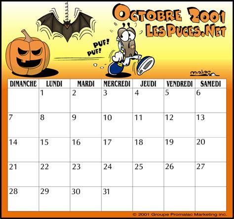 Calendrier Novembre 2001 Calendrier Octobre 2006 Imprimez Votre Calendrier Du Mois