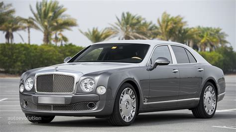 mulsanne bentley bentley mulsanne review autoevolution