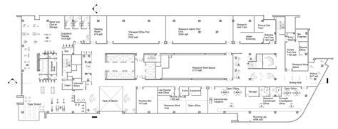 Rehabilitation Center Floor Plan | spaulding rehabilitation center rebecca dandrea archinect