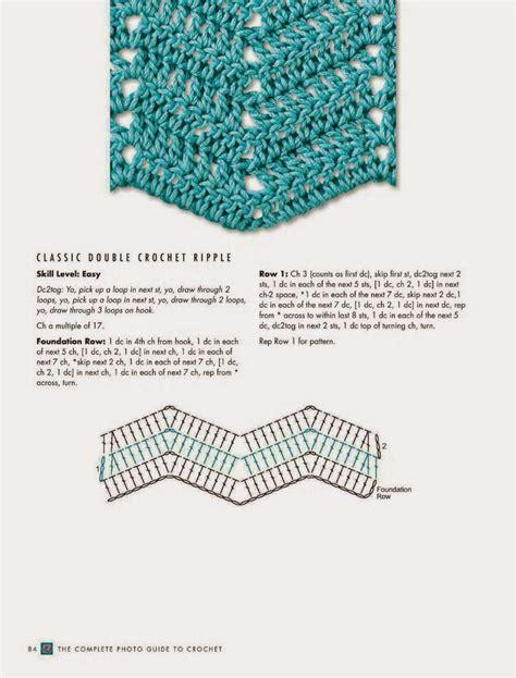 xsd pattern double quote classic double crochet ripple blanket pattern crochet