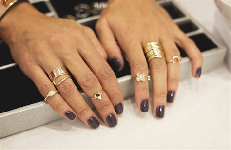 and this accessory found in ring left index finger and comes with the knuckle ring trend demystified