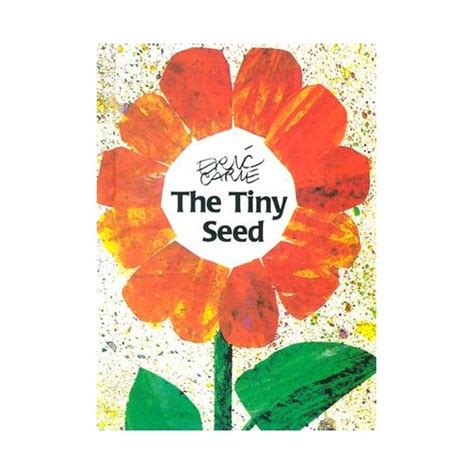 libro the tiny seed picture the tiny seed english wooks