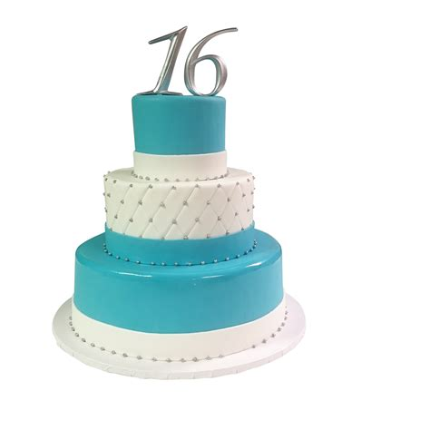 Lovely Sweet White lovely sweet 16 cakes in new york city