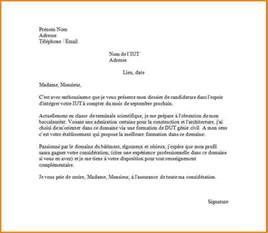 Lettre De Motivation Apb Bts 11 Lettre De Motivation Apb Dut Lettre De Preavis