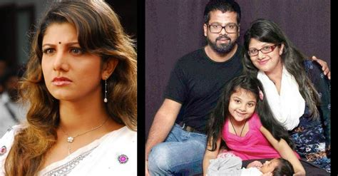 film actress marriage life rambha divorce reports actress clarifies truth about her