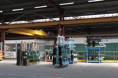 vitrage feuillete saint gobain visite de l usine de fabrication de vitrages glassolutions