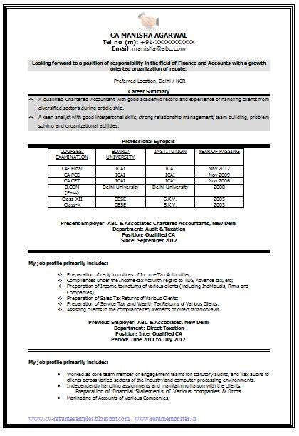 sle resume accountant 28 images sle of accounting