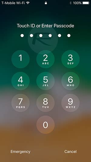 android pattern lock cydia ios 8 how to get new ios 11 lock screen passcode ui on ios 10