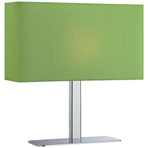 Lite Source Levon Black Shade by Lite Source Levon Lime Green Shade Rectangular Table L