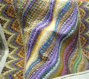 caledonia quilter bargello quilt and incarceration update