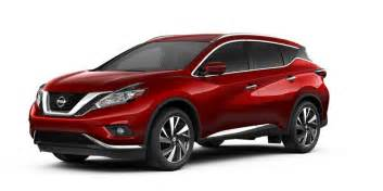Nissan Murano Colors What Are The Color Options For The 2017 Nissan Murano