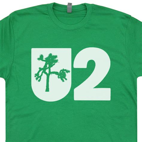 Bono U2 Shirt u2 t shirt concert vintage joshua tree shirt