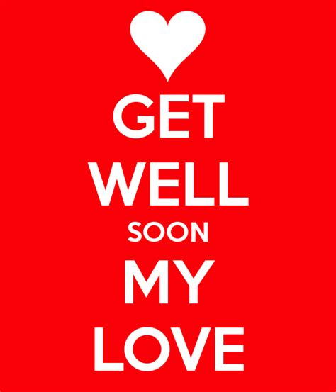 get well soon my love keep calm and carry on image generator