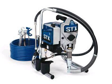 Sell New Graco Stx Airless Paint Sprayer Id 2544963 From