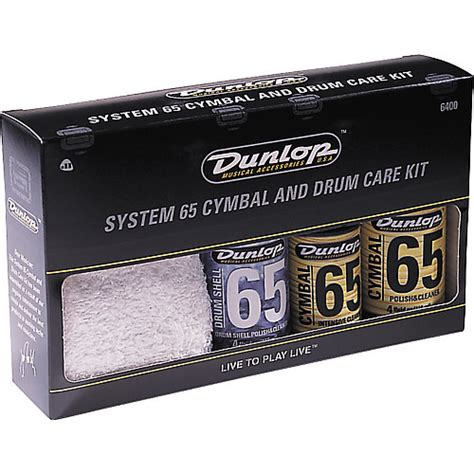 Cleaner Dunlop Drum Shell Cleaner dunlop system 65 cymbal and drum care kit guitar center