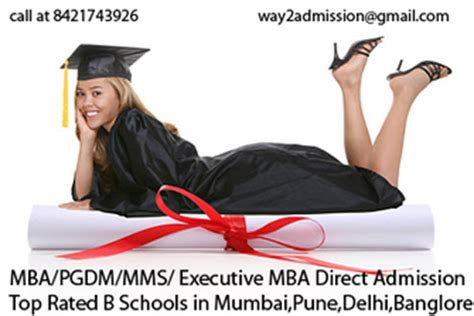 Top B Schools For Executive Mba In India by Management Punecolleges