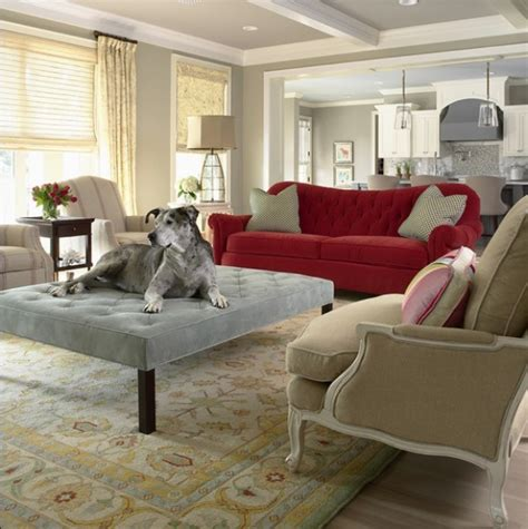Pet Friendly Sofa by Design In Colours How To Decorate Your Home With Colours