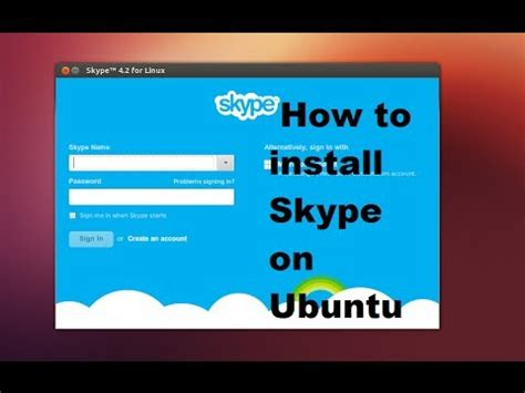howto install rtai ubuntu how to install skype on ubuntu linux 13 04 12 10 12 04 x64