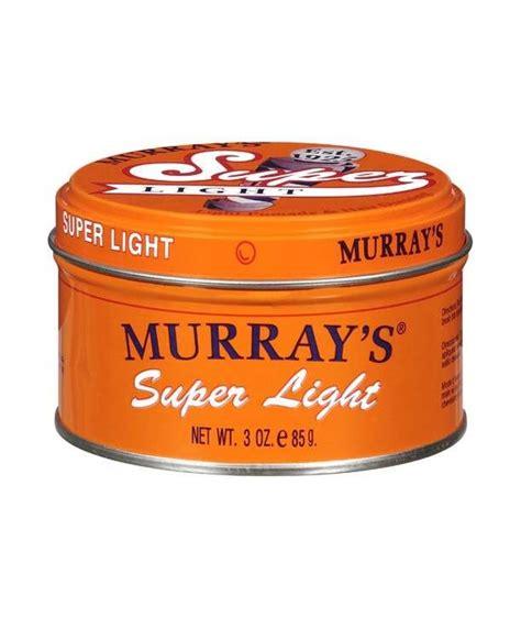 Pomade Murray S Light murray s light hair pomade 3 oz yari hair cosmetics