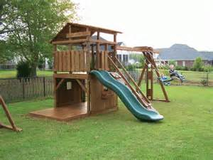 playground set for backyard backyard playground crafted wooden playsets swing