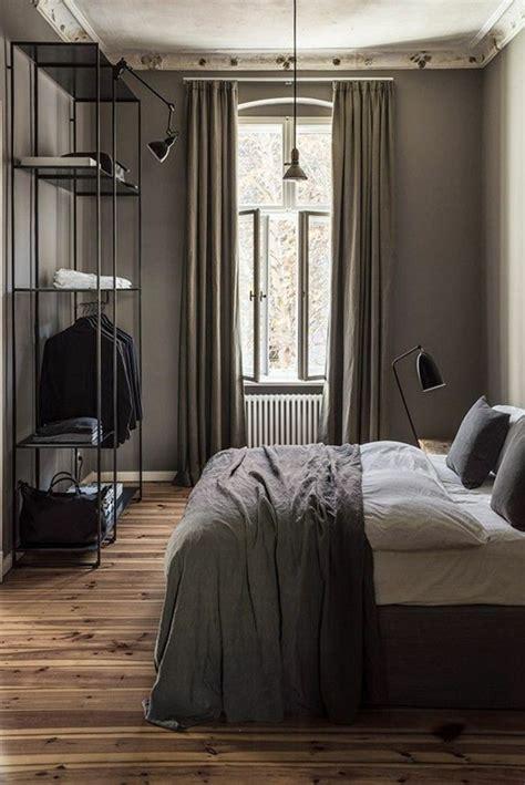graue und grüne schlafzimmer ideen gardinen schlafzimmer graue vorh 228 nge im m 228 nnlichen
