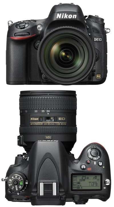 Tongsis Nikon nikon d610 turun setelah d750 til