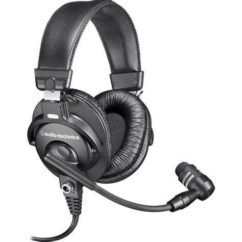 Headset Audio Technica by Audio Technica Bphs1 Broadcast Stereo Headset Bphs1 B H Photo