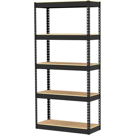 gorilla rack       shelf  beam unit black