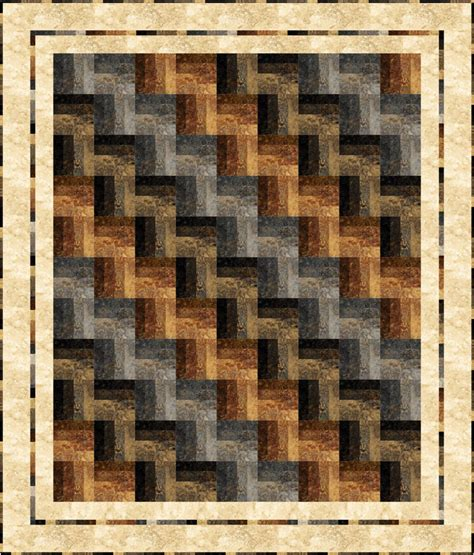 quilt pattern rail fence strip easy rail fence quilt pattern pc 187 advanced