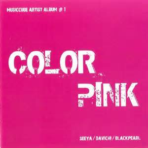 the color pink song itunes color pink single by seeya davichi