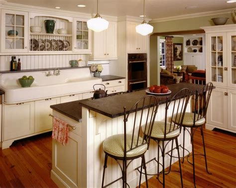 decorating ideas for kitchen islands kitchen cozy cottage kitchens ideas design white