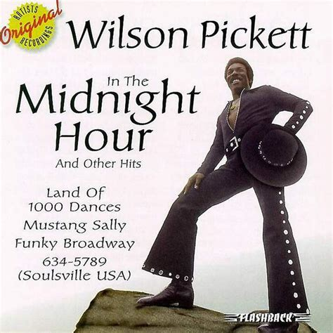 In The Midnight Hour index of caratulas w wilson pickett