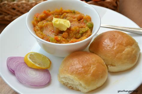 pav bhaji recipes pav bhaji recipe yourhungerstop