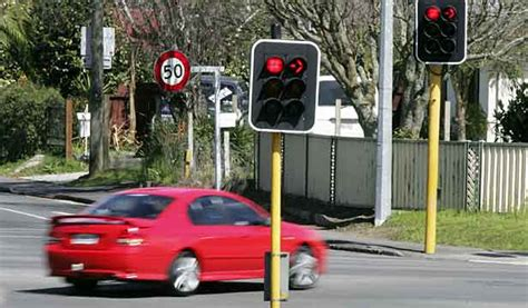 failure to stop at light every traffic light may get light stuff co nz